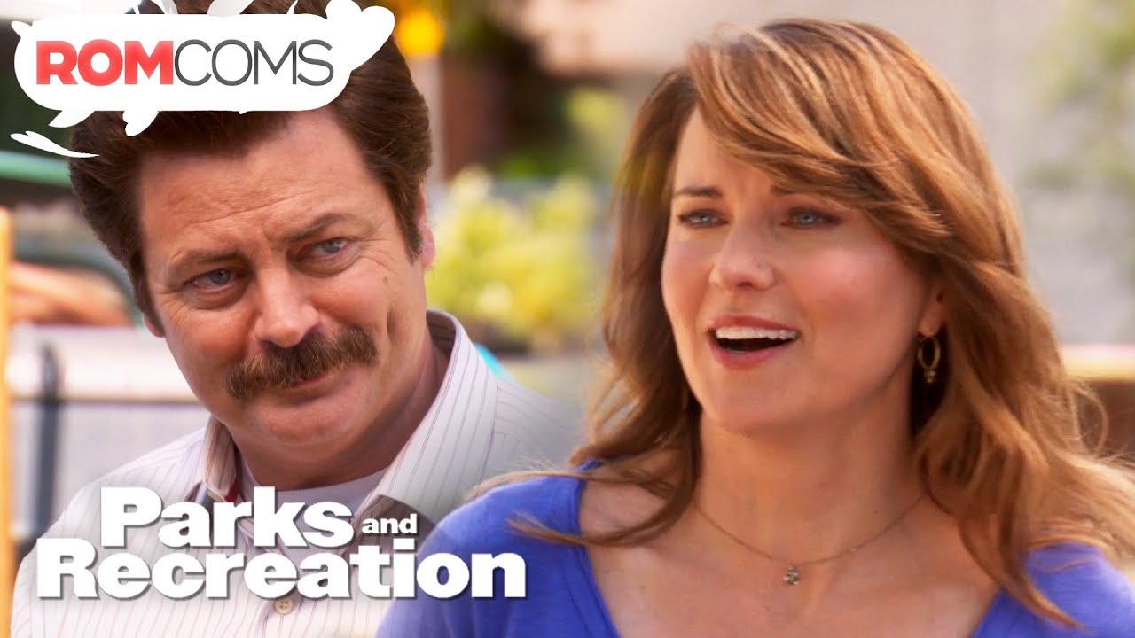 Download Ron Meets Diane (Warrior Princess) - Parks And Recreation   RomComs