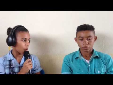 Entrevista la estudiante Jose feliciano