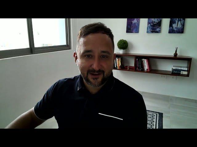 Master's in OD&L Faculty Intro Erik Mejia