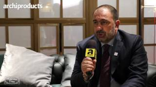 Salone del Mobile.Milano 2017 | POLTRONA FRAU - Nicola Coropulis ci racconta il Brand