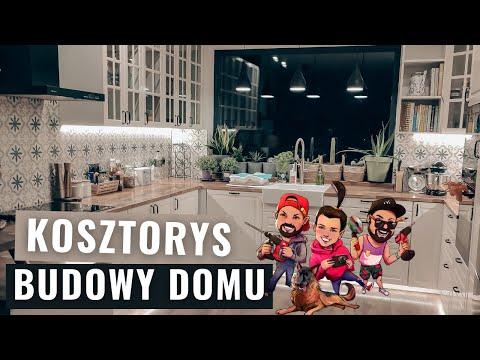 Ile kosztuje budowa domu Kosztorys#domza150tysiecy.pl projekt Łukasza Budowlańca