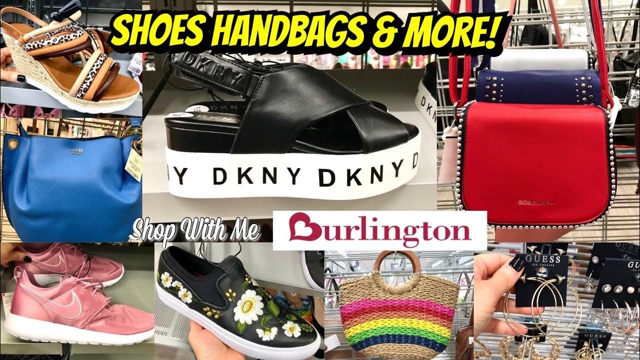 Burlington SHOP WITH ME Handbags SHOES & More! NEW FINDS !!