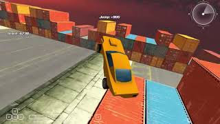 STUNT SIMULATOR MULTIPLAYER | DRIVING | STUNT | CAR GAMES WALKTHROUGH