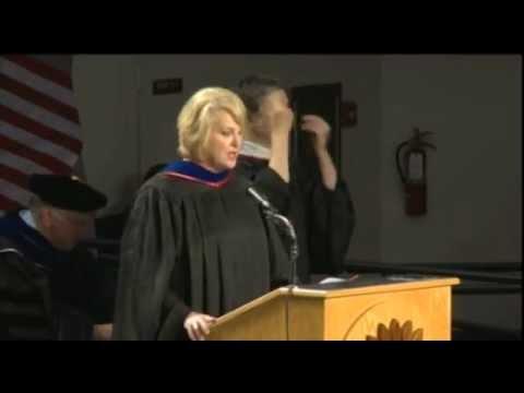 Kansas Senator Julia Lynn Commencement Address at Johnson County Community College