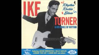 "Ike Turner - ""All Blues, All The Time (Medley)"""