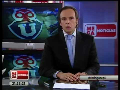 Universidad de Chile 6 vs Deportivo Quito 0 - MEGANOTICIAS