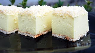 Торт Без Выпечки СНЕЖНЫЙ ПУХ НОВЫЙ РЕЦЕПТ Его Вкус сводит с ума Остановиться НЕВОЗМОЖНО