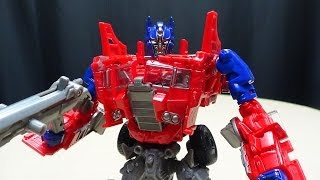 Age of Extinction Voyager EVASION MODE OPTIMUS PRIME: EmGo