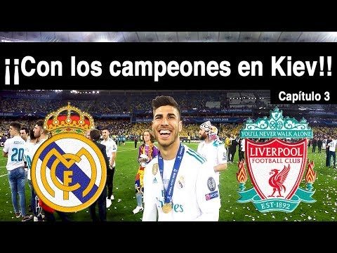 Real Madrid 3-1 Liverpool Final Kiev UCL 2018   Vlog 76