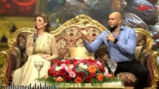خمرة الحب محمد دقدوق من برنامج الخيمة منوعات