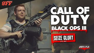 "Call of Duty Black Ops III Live Action Trailer   ""Seize Glory"" PT-BR"