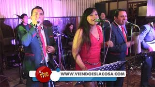 VIDEO: MIX LOS ÁNGELES AZULES - BANDA BRAVA EN VIVO