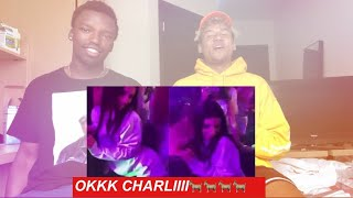 JT Gets Charli D'Amelio To Twerk At A Club With Lil Uzi And Dixie **REACTION**