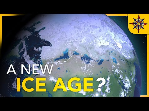 Could Global Warming Start A New Ice Age?