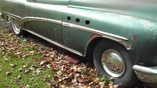 1953 Buick Special 2 dr Sedan straight 8