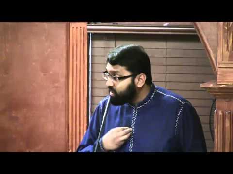 2012-03-02 - Khutbah - Surat Al-Qalam - Positive use of wealth - Sh. Yasir Qadhi