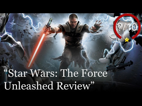 Star Wars: The Force Unleashed Review
