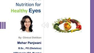 Best foods to boost eye health.