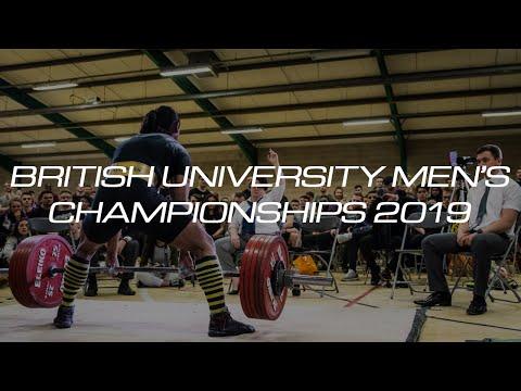 British Men's University Championship 2019 (Day 1)