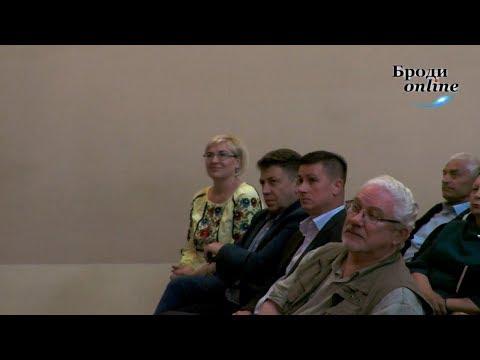 Телеканал Броди - онлайн: Про що говорила Ірина Сех на зустрічі з виборцями? (ТК