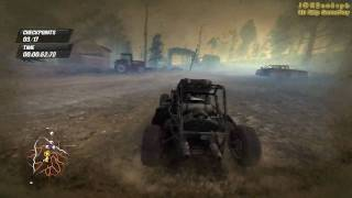 FUEL | PC Gameplay | Buggy Storm Race [HD 720p]