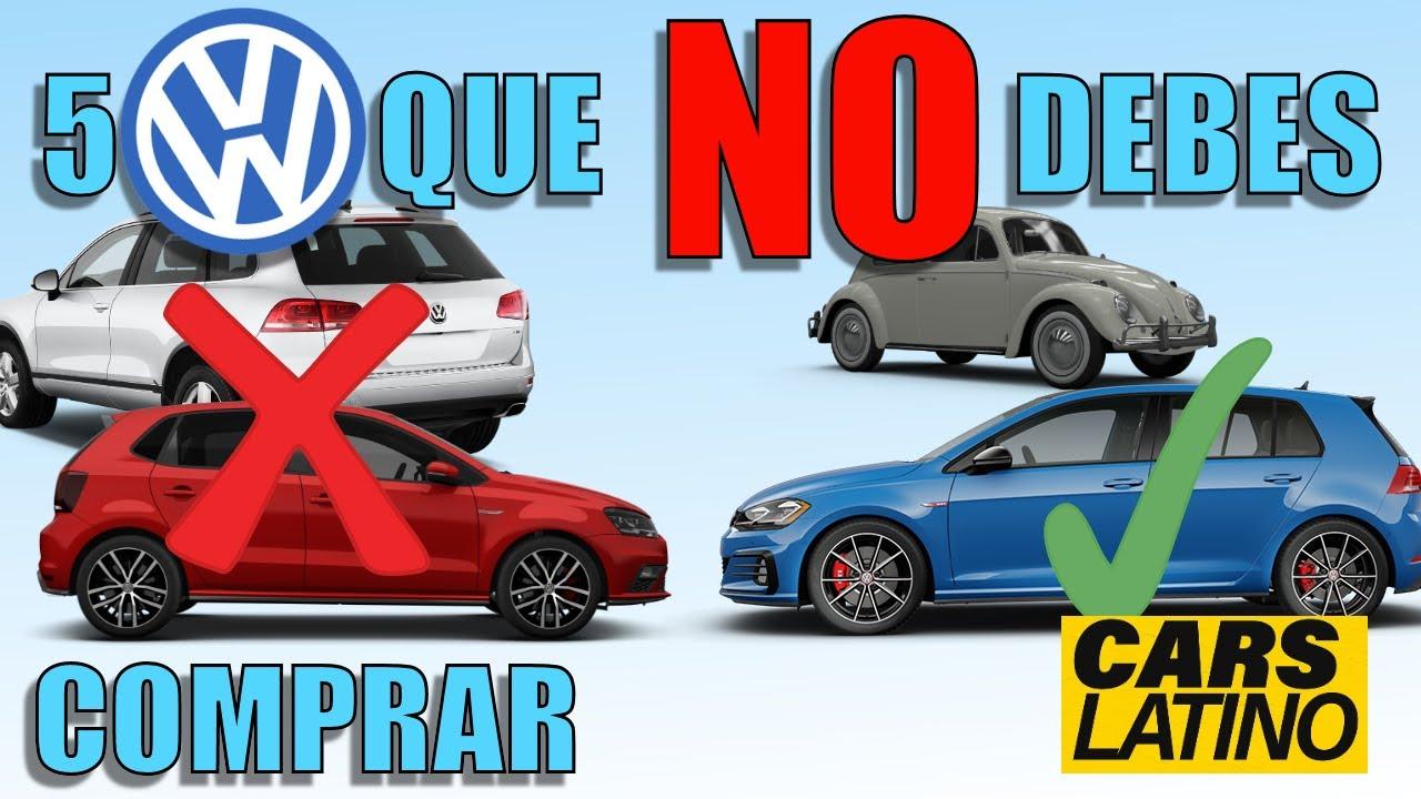 Download 5 VOLKSWAGEN QUE NO DEBERÍAS COMPRA Y 5 QUE SI *CarsLatino*