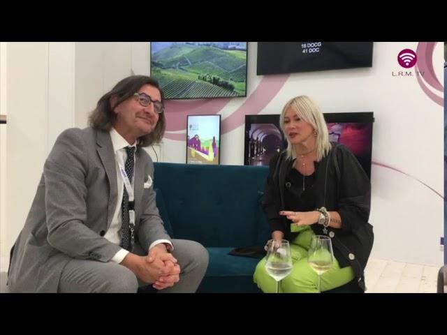 Intervista all'Assessore Loretta Bologna in occasione del Douja d'Or di Asti