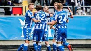 IFK Göteborg - Alla mål i april 2018