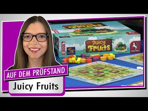 Spiel doch mal JUICY FRUITS! - Brettspiel Rezension Meinung Test #380