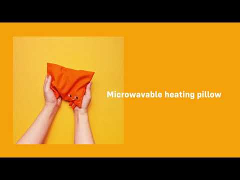 Microwavable Heating Pillow