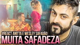 Baixar REAGINDO a Wesley Safadão e Anitta - Romance Com Safadeza