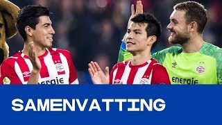 HIGHLIGHTS | PSV - VVV-Venlo