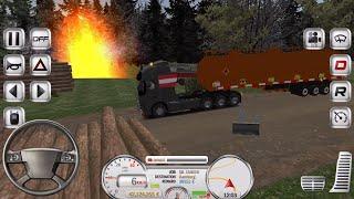Euro Truck Evolution (Simulator) Android Gameplay #4 screenshot 4