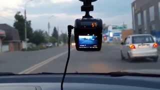 видео Видеорегистратор + радар-детектор + gps информатор о камерах