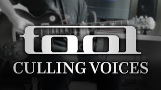 TOOL - Culling Voices (Guitar Cover with Play Along Tabs)