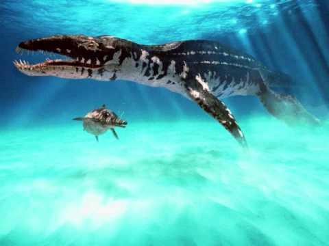 walking with dinosaurs cruel sea youtube