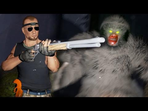 видео: АЛЕКС И БРЕЙН УНИЗИЛИ БИГФУТА! - Finding Bigfoot