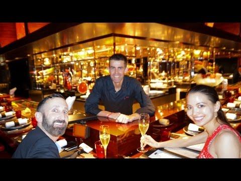L'Atelier de Joel Robuchon Hong Kong interview with Chef David Alves