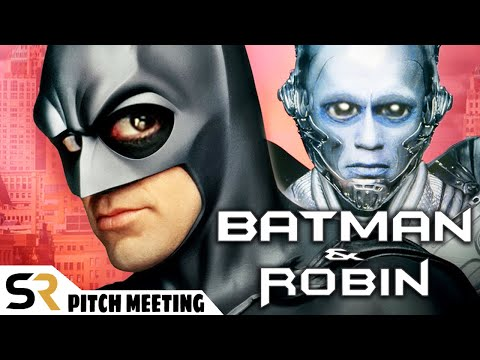Batman & Robin (1997) Pitch Meeting