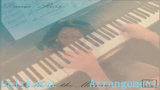 Touch Me In the Morning – Diana Ross – Piano