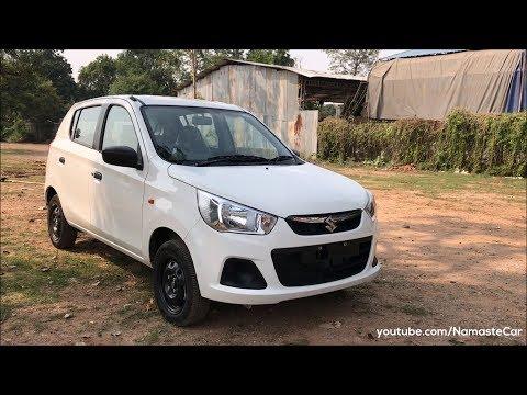 Maruti Suzuki Alto K10 Vxi 2017   Real-life review