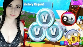 They BET MONEY I couldn't do this... Then this happens! (Fortnite Battle Royale Bets)