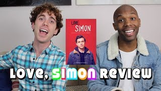 Love, Simon - Movie Review!