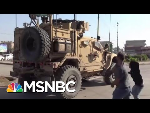 President Donald Trump's Ignorance And Delusions When It Comes To Foreign Policy | Deadline | MSNBC