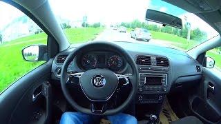 2015 Volkswagen Polo POV Test Drive