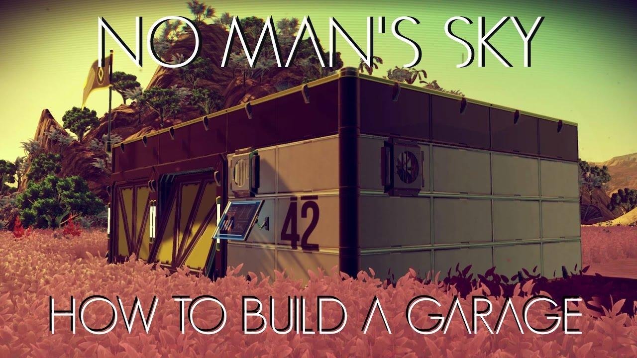No Man S Sky Base Building Tutorial