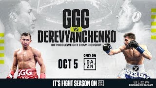 GGG Wants To Reclaim His Stake In Middleweight Division
