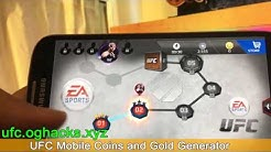 UFC mobile hack : Get unlimited gold and coins for ios/android JANUARY 2017