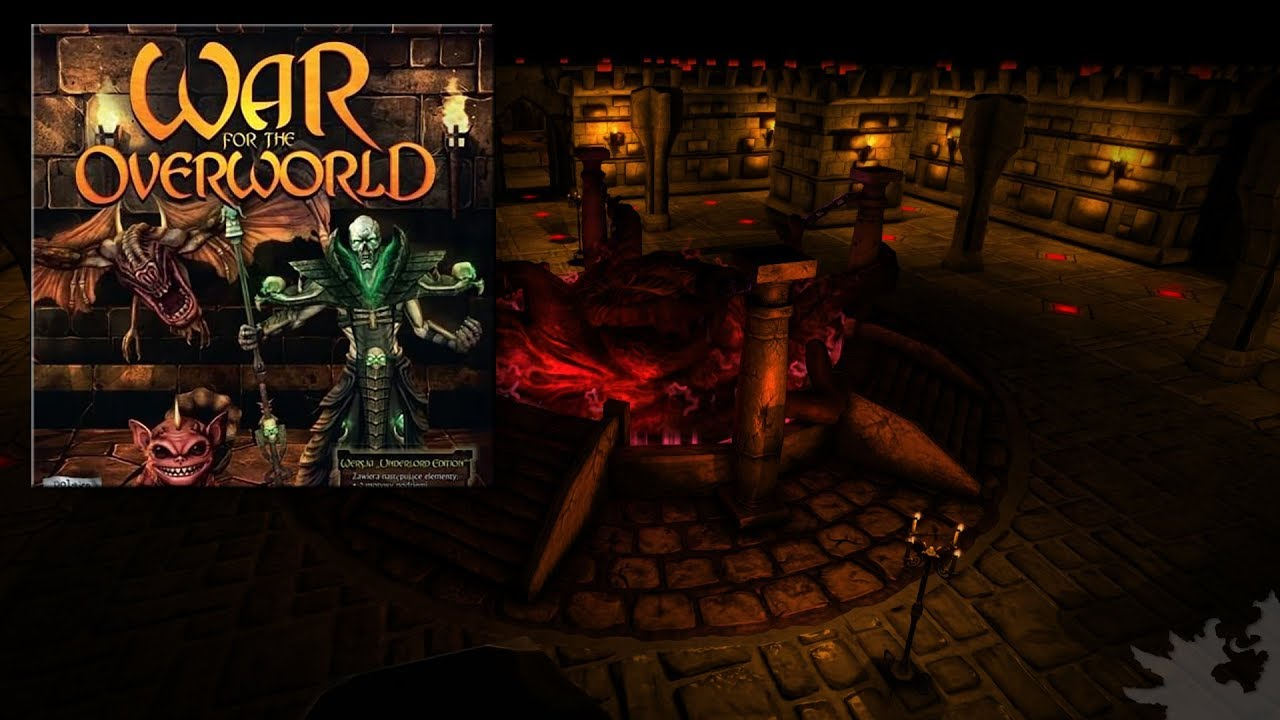War For The Overworld Official Soundtrack Youtube