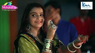 Kajal Maheriya    BAPU COLLEGE Live Garba 2019    BY KM DIGITAL